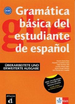 Gramática básica del estudiante de español. Deutsche Ausgabe