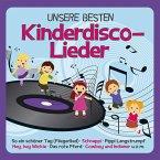 UNSERE BESTEN, Kinderdisco-Lieder, 1 Audio-CD