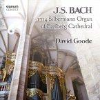 D.Goode An Der Gottfried Silbermann Orgel Von