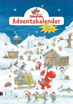 Der kleine Drache Kokosnuss - Adventskalender - Siegner, Ingo