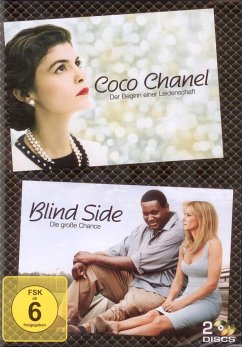 Blind Side & Coco Channel - DVD Double DVD Double
