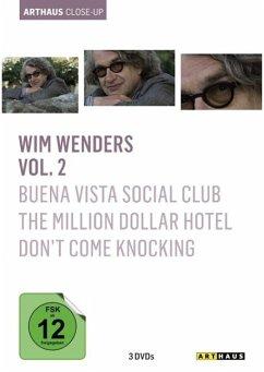 Wim Wenders - Arthaus Close-Up, Vol. 2 (3 Discs)