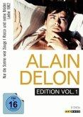 Alain Delon Edition - Vol. 1 (3 Discs)