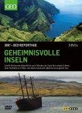 360° - GEO Reportage: Geheimnisvolle Inseln (3 Discs)