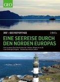 360° - GEO Reportage: Eine Seereise durch den Norden Europas (2 Discs)