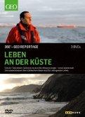360° - GEO Reportage: Leben an der Küste (3 Discs)