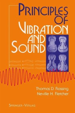 Principles of Vibration and Sound - Rossing, Thomas D.; Fletcher, Neville H.