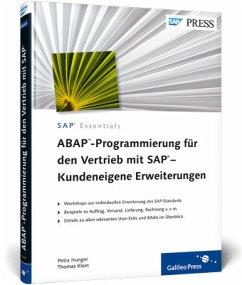 ABAP-Programmierung für den Vertrieb mit SAP - ...