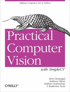 Practical Computer Vision with SimpleCV