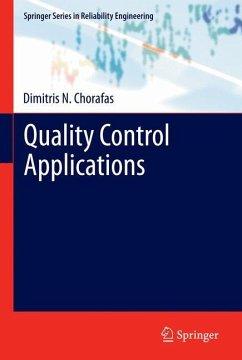 Quality Control Applications - Chorafas, Dimitris N.