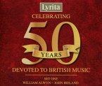 Lyrita 50th Anniversary Box Set 1
