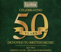 Lyrita 50th Anniversary Box Set 2 - Diverse