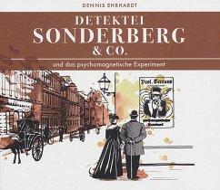 Detektei Sonderberg & Co. und das psychomagnetische Experiment
