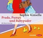 Prada, Pumps und Babypuder / Schnäppchenjägerin Rebecca Bloomwood Bd.5 (MP3-Download)