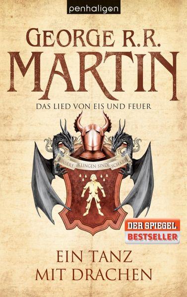 Buch-Reihe Das Lied von Eis und Feuer von George R.R. Martin