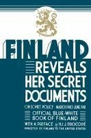 Finland Reveals Her Secret Documents