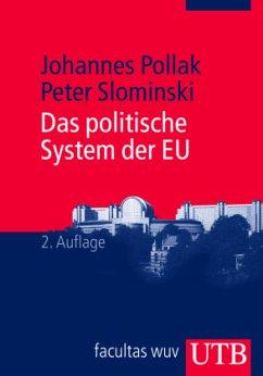 Das politische System der EU - Pollak, Johannes; Slominski, Peter