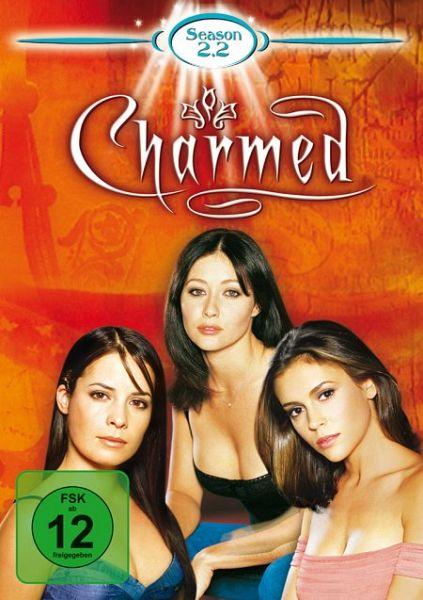 Charmed - Season 2.2 (3 Discs)