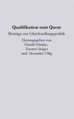 Qualifikation statt Quote