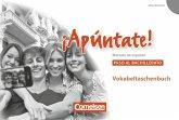 ¡Apúntate! - Ausgabe 2008 - Band 5 - Paso al bachillerato - Vokabeltaschenbuch