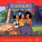 Yakari - Freunde fürs Leben, 1 Audio-CD