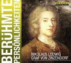 Nikolaus Ludwig Graf von Zinzendorf, 1 Audio-CD