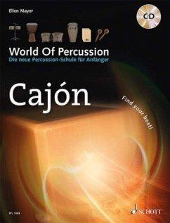 World Of Percussion: Cajón