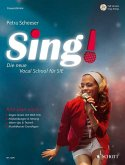 Sing! - Frauenstimme, m. Audio-CD