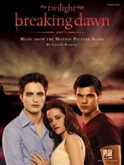 Twilight - Breaking Dawn, Piano Solo