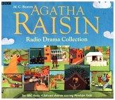 The Agatha Raisin Radio Drama Collection, 10 Audio-CDs