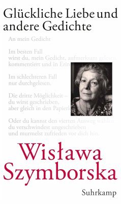 Glückliche Liebe und andere Gedichte - Szymborska, Wislawa