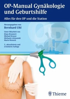 OP-Manual Gynäkologie und Geburtshilfe