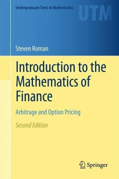 Introduction to the Mathematics of Finance - Roman, Steven