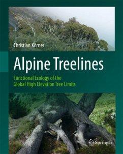 Alpine Treelines - Körner, Christian