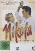Nikola - Die komplette siebte Staffel (Episoden 71-83) (3 Discs)