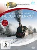 Fernweh - Lebensweise, Kultur und Geschichte: Die Zugreisen-Box (3 Discs)