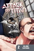 Attack on Titan: Volume 02