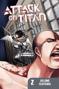 Attack on Titan: Volume 02 - Isayama, Hajime