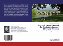 Dynamic Neural Network for Predicting Creep of Structural Masonry