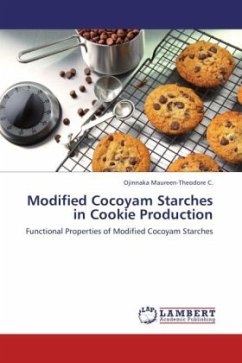 Modified Cocoyam Starches in Cookie Production