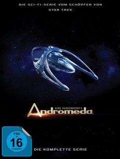 Gene RoddenberryŽs Andromeda DVD-Box - Andromeda (Tv-Series)