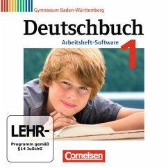 Deutschbuch - Band 1: 5. Schuljahr Gymnasium Baden-Württemberg (PC)