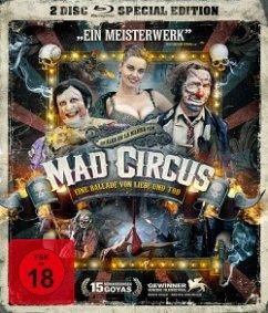 Mad Circus - Eine Ballade von Liebe und Tod (Special Edition, 2 Discs)