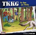 Die Spur der Wölfin / TKKG Bd.177 (1 Audio-CD)