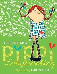 Pippi Longstocking Small Gift Edition - Lindgren, Astrid
