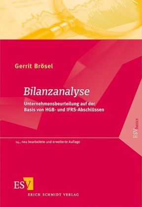 Bilanzanalyse - Brösel, Gerrit