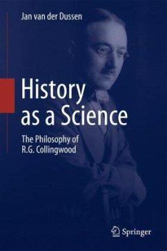 History as a science - Dussen, Jan van der