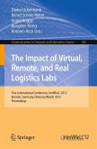 The Impact of Virtual, Remote and Real Logistics Labs