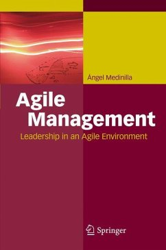 Agile Management - Medinilla, Ángel