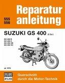 Suzuki GS 400 (2 Zyl.) ab 1976
